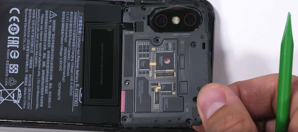 Xiaomi Mi 8 Explorer Edition Durability Test: Watch here - Android