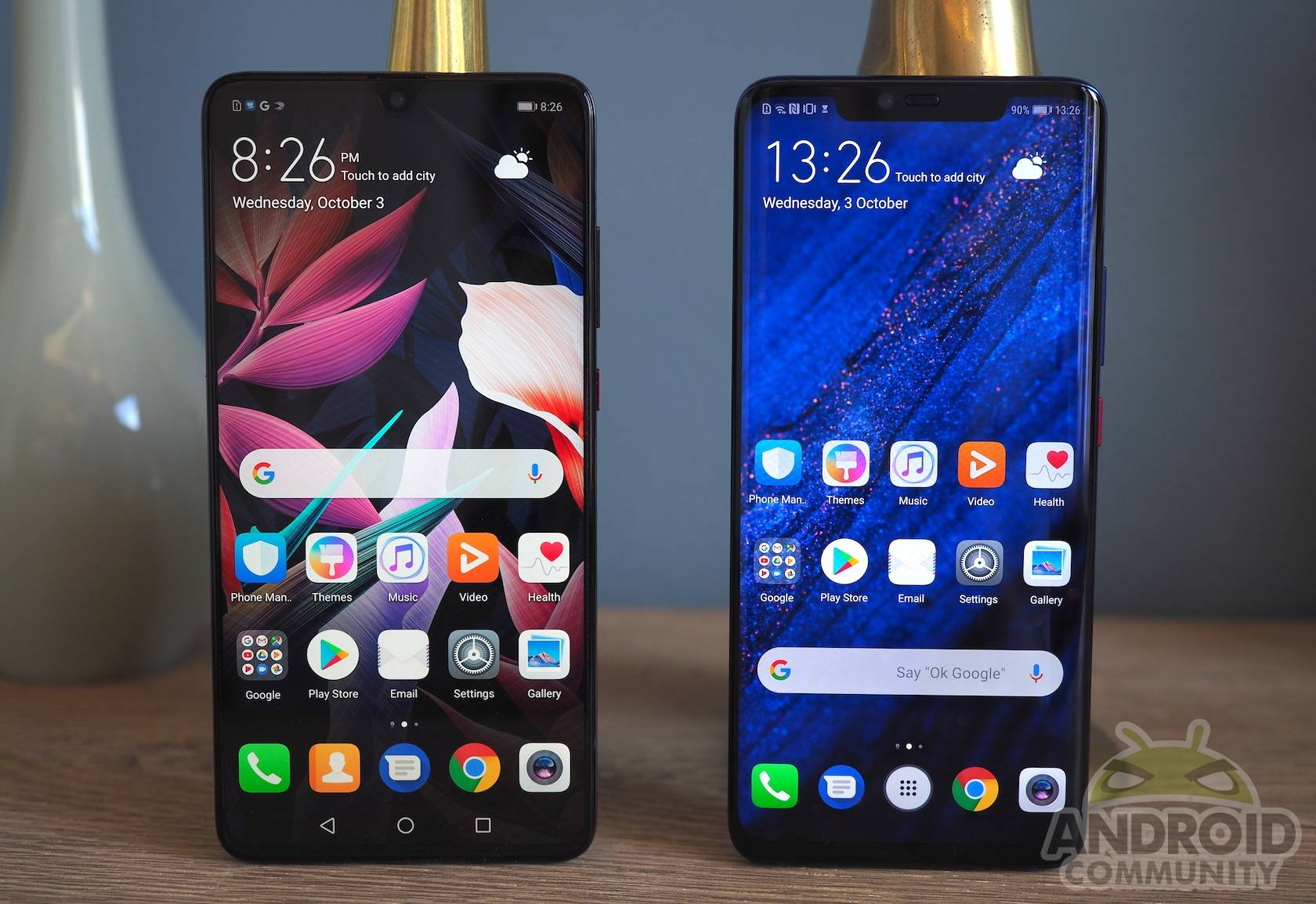 Huawei Mate 20, Mate 20 Pro: it's all about the cameras - Android