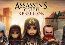 Assassins Creed Rebellion Screenshots