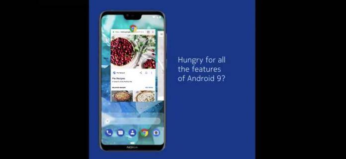 Nokia 7 1 receives Android 9 Pie update - Android Community
