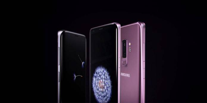 Samsung Galaxy S10 5G phone 6 cameras