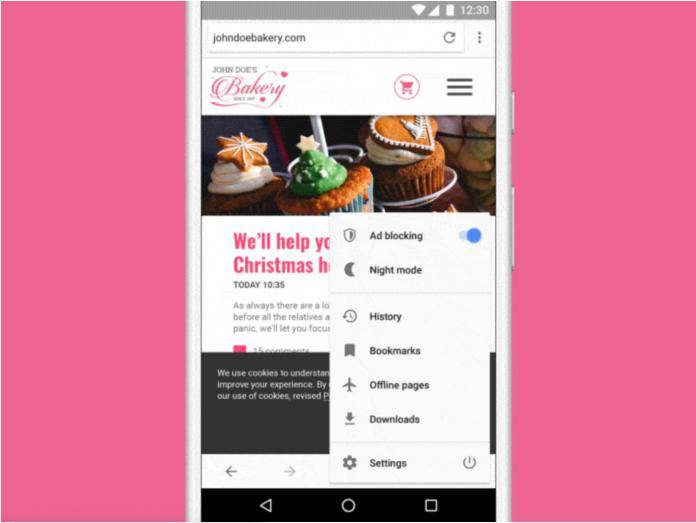 Opera for Android version 48 brings more improvements, new