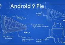 Android Pie à la mode