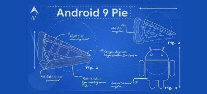 Android Pie à la mode