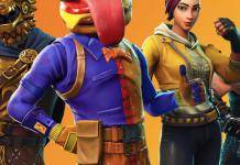 Fortnite Battle Royale Epic Games Patch Notes v7-10
