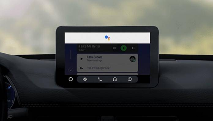 Google Assistant for Navigation Update