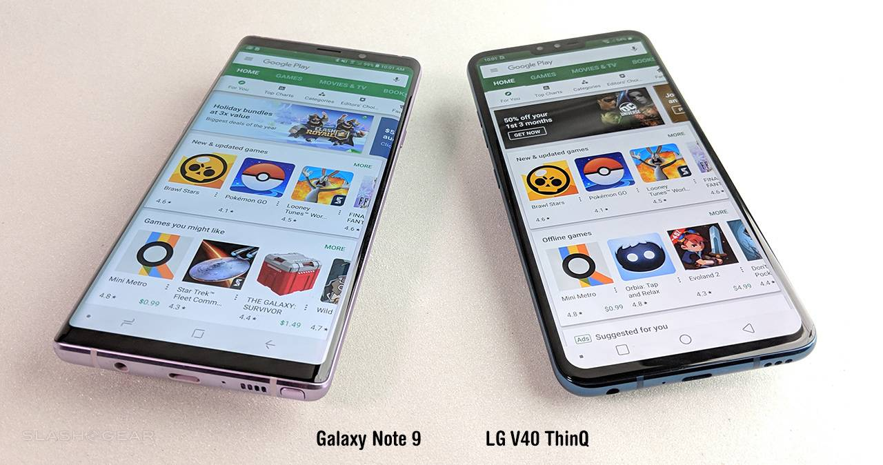 LG V40 ThinQ: 10 Things You Need to Know - Android Community