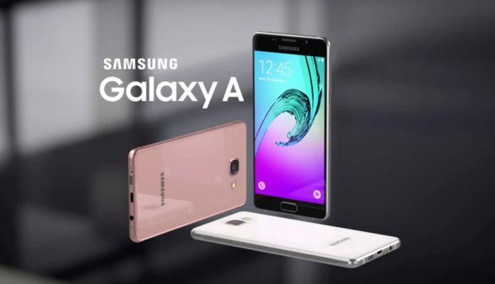 Samsung Galaxy A10 Concept