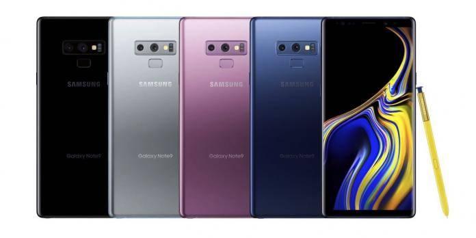 Samsung Galaxy Note 9 Holiday Deals 2018