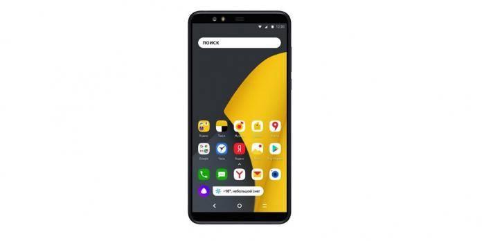 Yandex Phone yandex smartphone