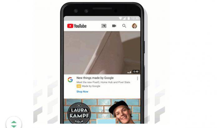 Youtube App Now Has Autoplay On Home For Regular Users Android Community