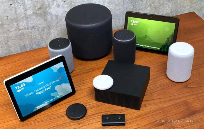 Amazon Echo Alexa smart home devices