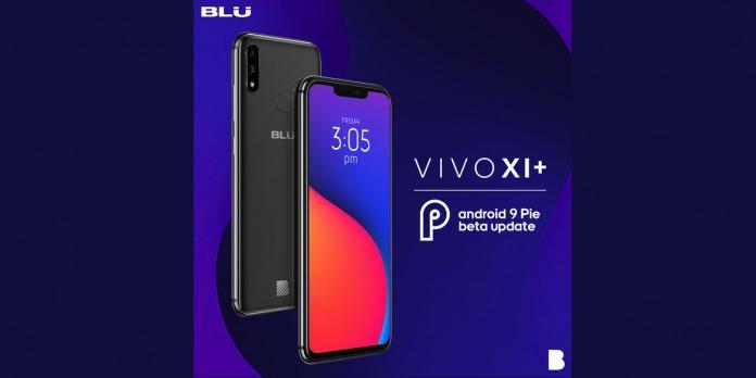 BLU VIVO XI +