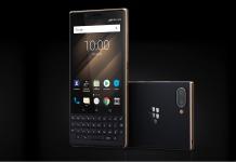 BlackBerry KEY2 LE Verizon