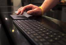 Brydge Wireless Bluetooth Keyboard
