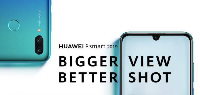 Huawei P Smart 2019 Specs