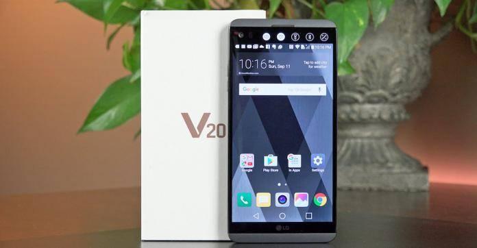 LG V20 LG G5 Software Upgrade