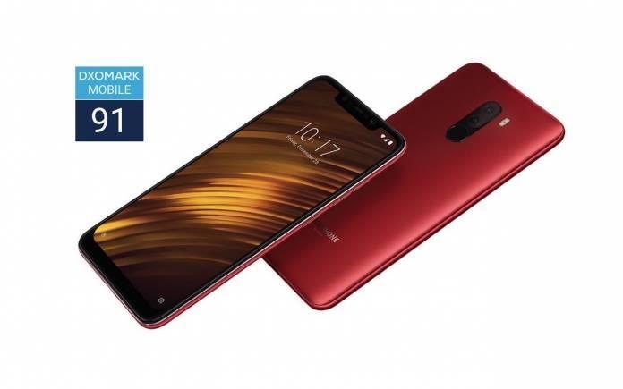 Xiaomi Pocophone Poco F1 DXOMark Review 2