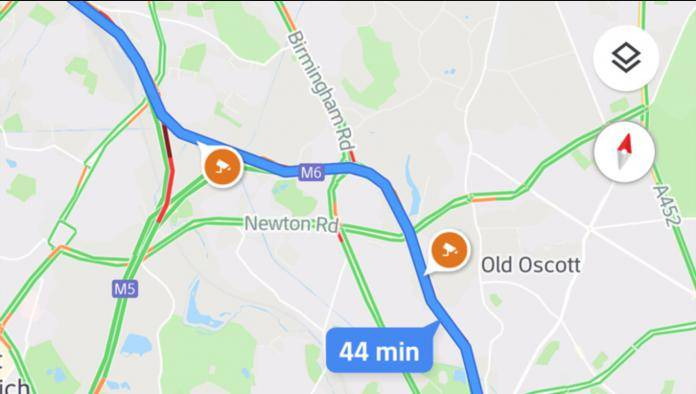 Google Maps starts rolling out sd trap icons with vocal ... on traffic directions, scale directions, mapquest directions, get directions, compass directions, driving directions, giving directions, travel directions,