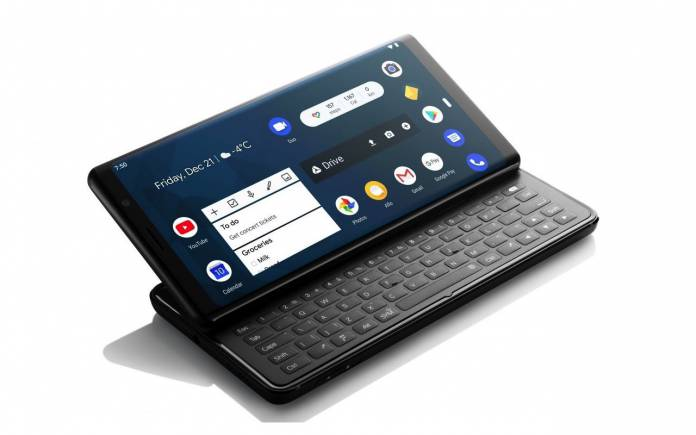 NOKIA QWERTY Slider Phone