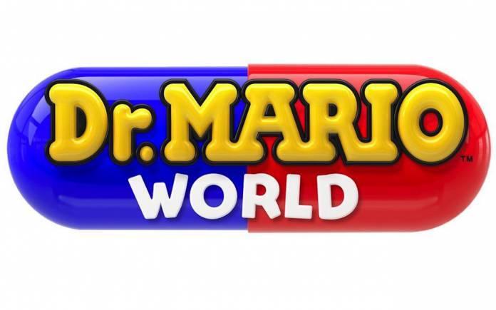 Nintendo Dr. Mario World LINE