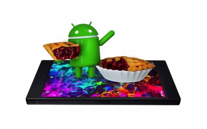 Razer Phone 2 Android 9 PIe