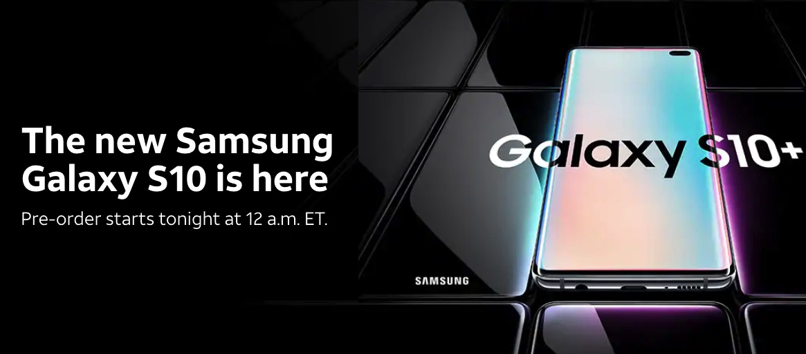 Samsung Galaxy S10 specs, colors, pricing, and availability