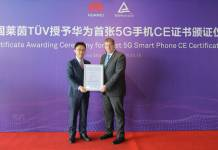 HUAWEI Mate X 5G Certification