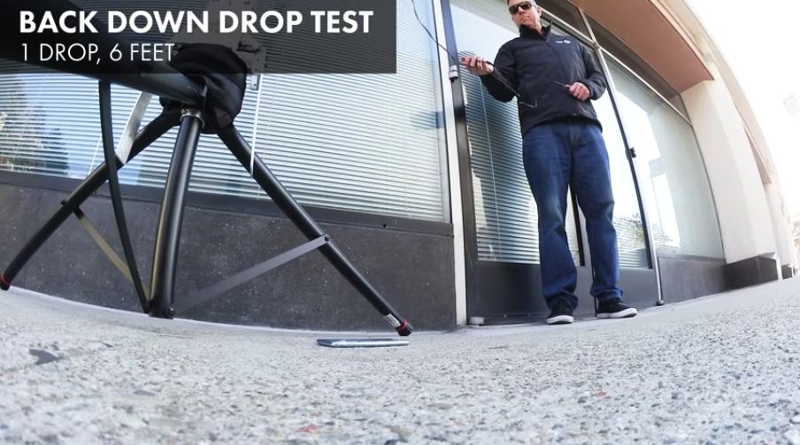Samsung Galaxy S10 Drop Test Series