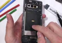 Samsung Galaxy S10 Teardown