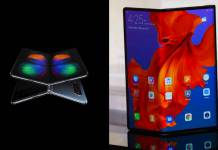Samsung Huawei Foldable Phones