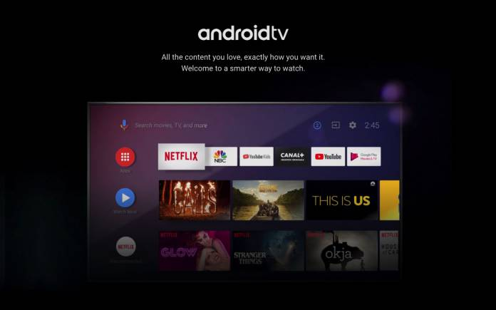 Android TV Sponsored Posts Ads