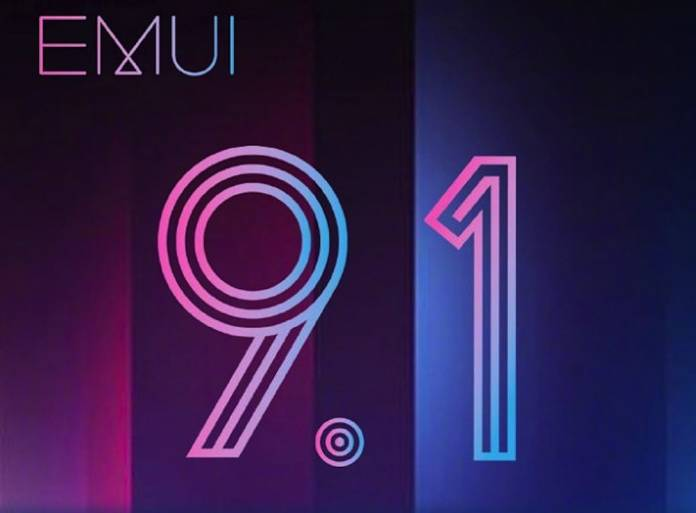 EMUI 9 1 coming to more Huawei, Honor phones and tablets