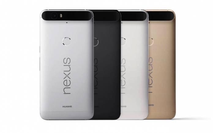 GOOGLE Nexus 6P Pixel