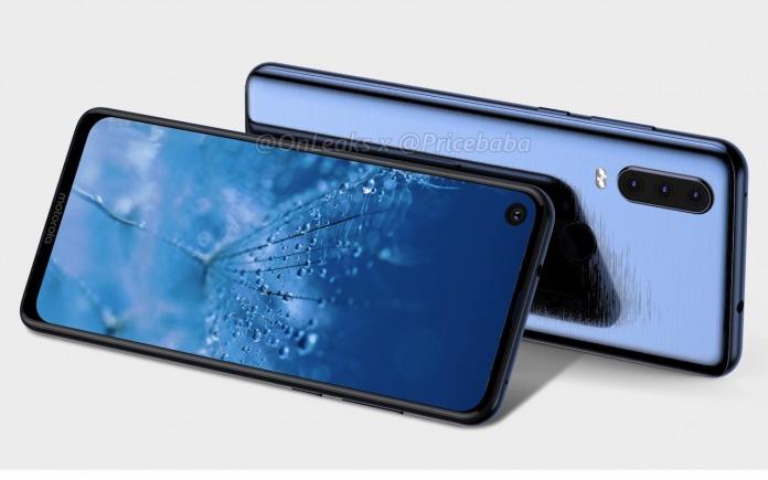 Motorola Moto G8 Details