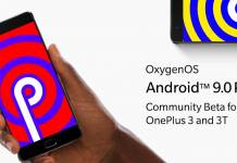 OnePlus 3 OnePlus 3T Android 9 Pie OxygenOS Update