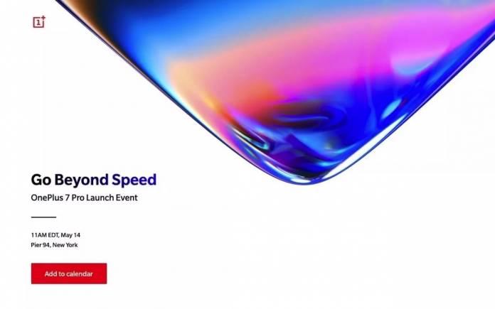 OnePlus 7 Series 2019 Flagship OPPO