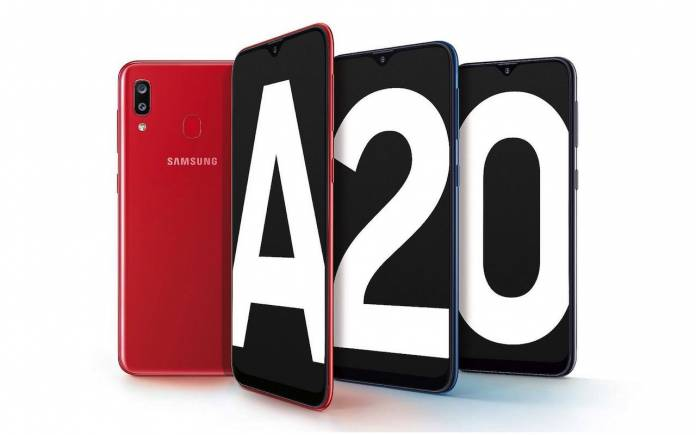 Samsung Galaxy A20 Debuts In India Android Community