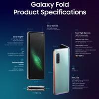 Samsung Galaxy Fold Specs
