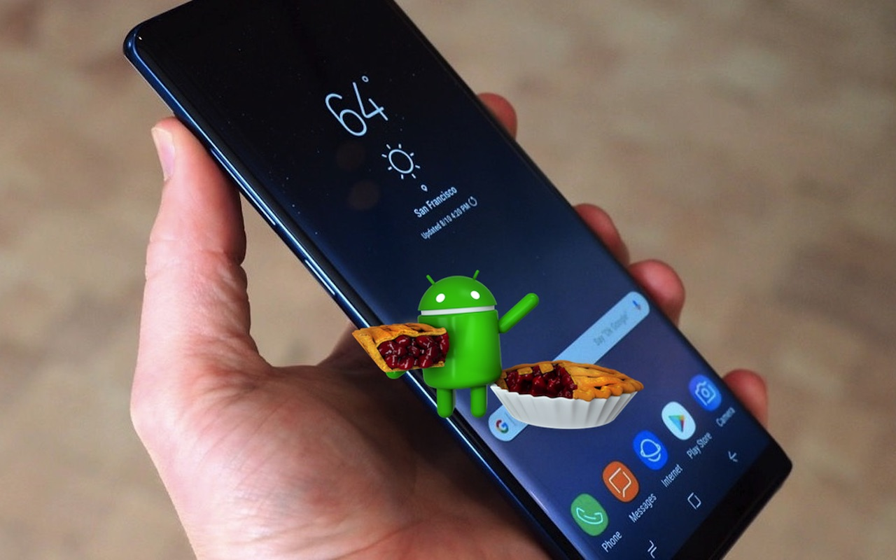 Sprint Galaxy S8, Note 8, and S10 phones lose LTE after Pie