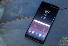 Samsung Galaxy Note 8 Verizon Software Update