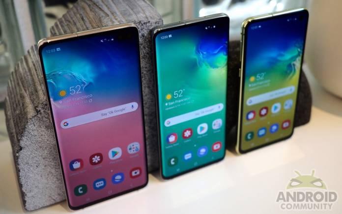 Samsung Galaxy S10 trade-in program