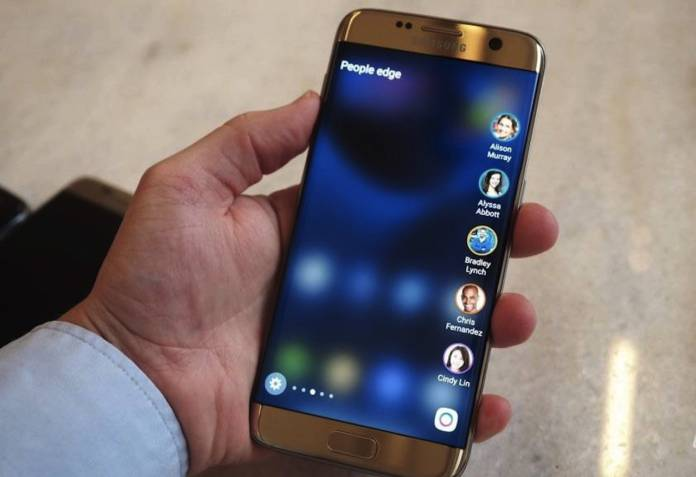 Samsung Galaxy S7 Android Update