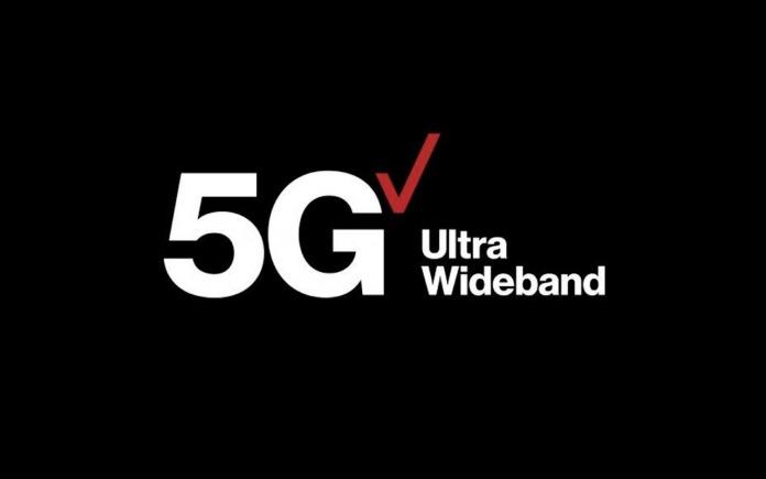 Verizon 5G speed