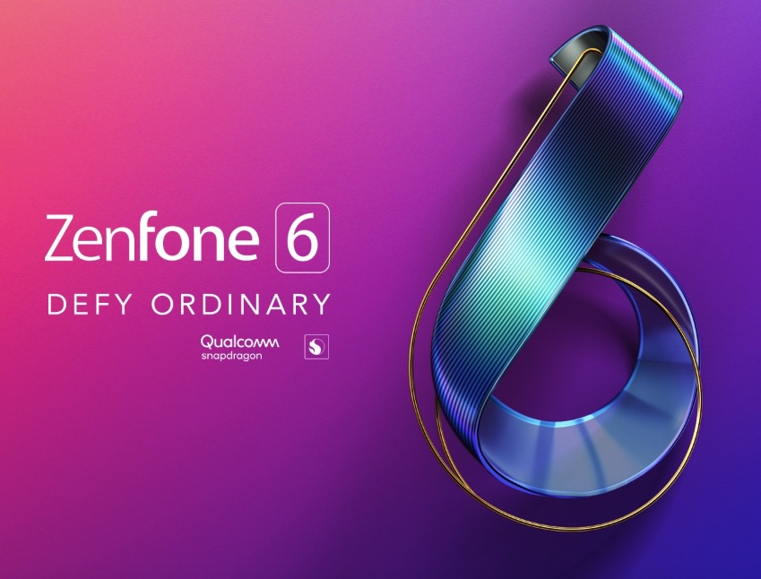ASUS Zenfone 6 Defy Ordinary