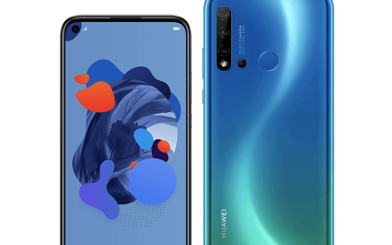 Huawei P20 Lite 2019 images leaked - Android Community
