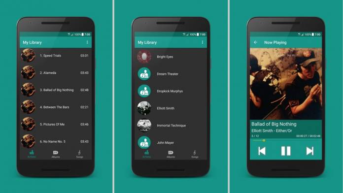 Libre Music is a music player app that has CUE sheet support