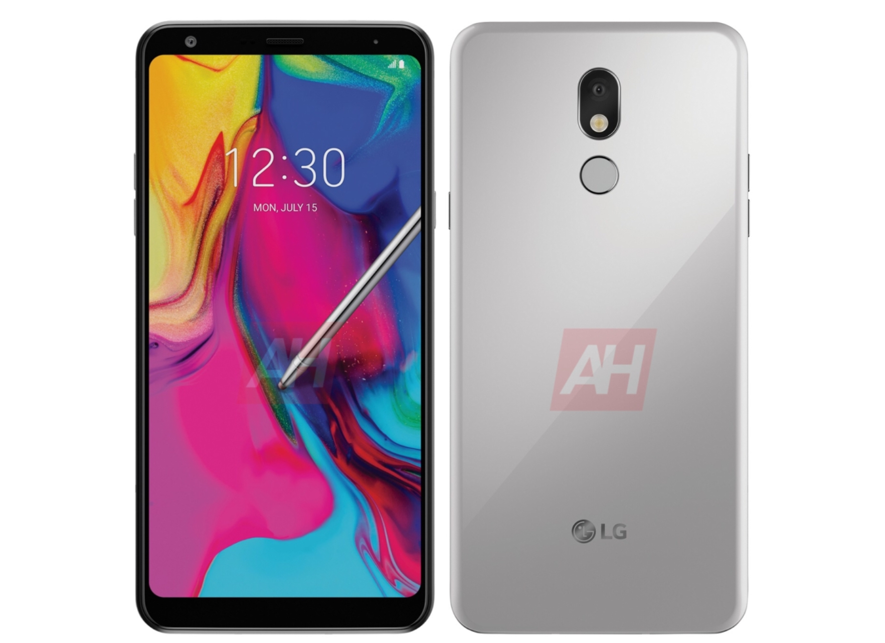 LG Stylo 5 render shows new color, no new details ...