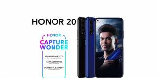 Honor 20 by Huawei