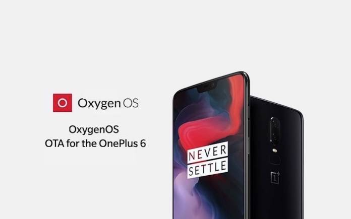 OxygenOS Open Beta 21 for the OnePlus 6 Open Beta 13